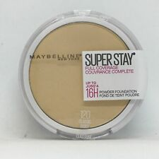 Maybelline New York Super Stay Full Coverage Powder Foundation 120 Classic Ivory