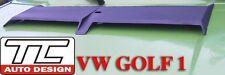 VW Golf 1 / I Cabrio, GTI , Caddy - air intake vents tuning, luft hutze, hood sc