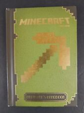 MINECRAFT BEGINNER'S HANDBOOK  2014  How to win manual 80 pages Mojang 10 photos