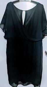 Dream Diva Size 20 Little Black Dress