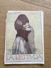 La Lettura rivista mensile 1922