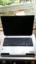 Toshiba Satellite Laptop p100-188 In Orange With Windows 7 Used