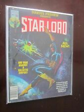 Marvel Preview #11 A - Starlord - 4.0 - Robert Heinlein cover blurb - 1977