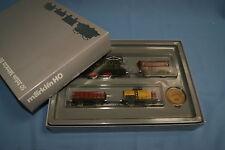 Marklin 0050 Set Electric Locomotive & 3 goods cars replica 1935