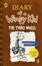 Diary of a Wimpy Kid: The Third Wheel book & CD by JEFF KINNEY