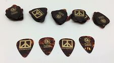 50 - D'Addario Planet Waves Guitar Picks Tortoise Chickenfoot