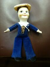Vintage Lord Nelson Reedham Nora Welling Sailor Doll 1940