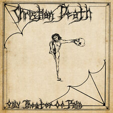 Christian Death - Only Theatre Of Pain LP Record - BRAND NEW - Blue Color Vinyl