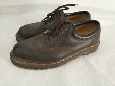 Dr. Martens Men's Shoes 11 Brown 8053/59 Leather Lace Up Oxfords Distressed
