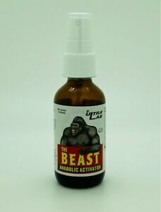 The Beast Anabolic Activator Spray by Ultra Lab