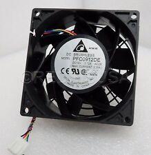 Delta PFC0912DE  90X90X38MM DC12V 3.72A server inverter cooling fan 81Y7481