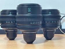 Sony SCL-P50T20 35mm, 50mm, 85mm T2.0 PL Mount Prime for Arriflex F55 F5 F3