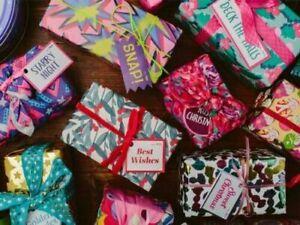 NEW LUSH Super Cute Gift Set Kit Present Beauty Box Vegan Natural Woman Man