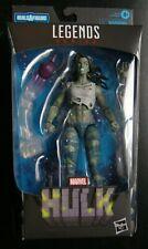 Marvel Legends SHE-HULK action figure (Super Skrull BAF!)