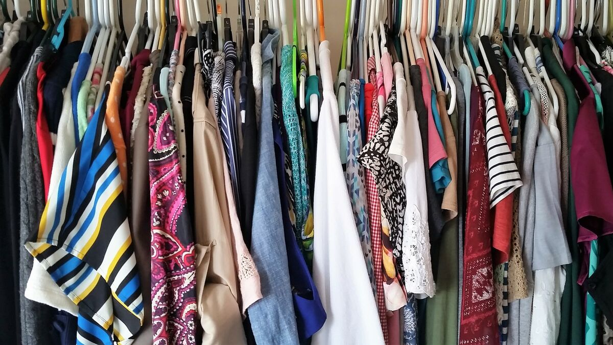 Walk Into My Closets