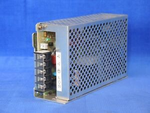 Omron S82J-5024 Power Supply Input AC100-120V 50/60 Hz 2.5A Output DC24V, 4.5A