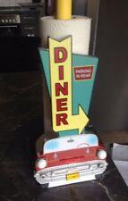 Chevy Bel Air 1957 DINER Küchenrollenhalter absolut Retro + cool !