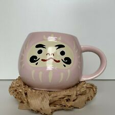 STARBUCKS Mug Japan Limited 2020 DARUMA Mug Cup pink 237ml