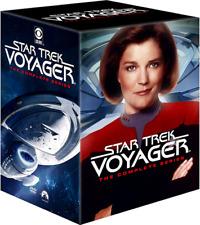 Star Trek: Voyager: The Complete Series Season 1-7 (DVD, 2017, 47-Disc Box Set)