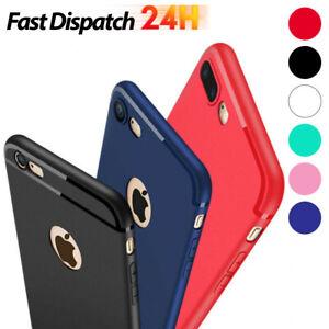 Antichoc Bumper Silicone Cover Case iPhone XS Max 2018 XR X 8 Plus 7 Plus 6 s