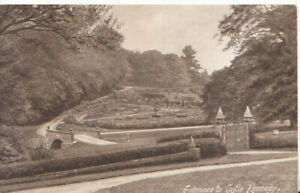 Scotland Postcard - Entrance To Castle Kennedy - Dumfries and Galloway - TZ6179