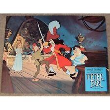 Walt Disney's Peter Pan lobby card - French Style movie lobby print # 12