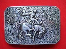 Nocona Western Style Belt Buckle