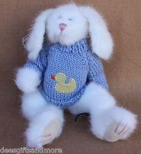 Boyds Bears Plush Bunny Webster Hopplebuns Retired Htf*