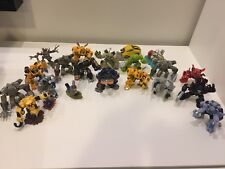 "Transformers Robot Heroes 2007 Hasbro 2"" Action Figures 20 Lot"