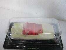 CADILLAC ELDORADO  - ESC.-1/43 - DEL PRADO - CARS