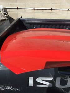 Ford Mustang Bonnet Red