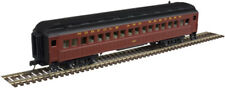 Atlas N Scale ACF Heavyweight 60' Coach Norfolk and Western/NW #702