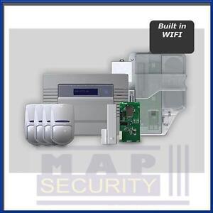 PYRONIX ENFORCER V10 KIT3 WIRELESS ALARM KIT WITH BUILT IN WIFI GRADE II 4xPIR