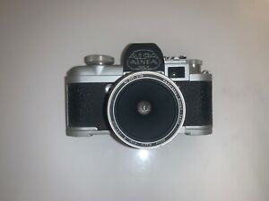 Alpa Alnea Mod. 5 Camera Black Excellent Condition