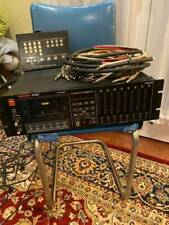 New ListingRare Tascam 238S Professional 8 track multi track recording recorder deck