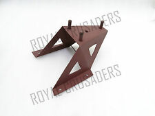 NEW WILLYS FORD JEEP SPARE WHEEL CARRIER STAND READY TO PAINT (CODE 1663)