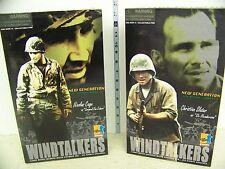 Windtalkers Set of 2 12in Figures Corporal Joe Enders and Ox Henderson