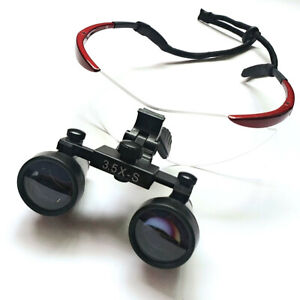 New Ultra-light Surgical Dental Hygienis 3.5X Loupe (280-380mm) working distance