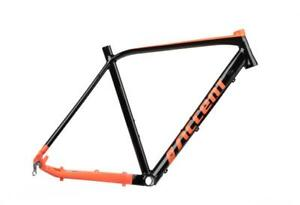 Accent FURIOUS Cyclocross Gravel Bike Frame black/orange glossy