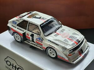 1:18 Audi S1 Quattro Pikes Peak Winner 1987 OT171 By OttoMobile *3066 / 4000pcs*