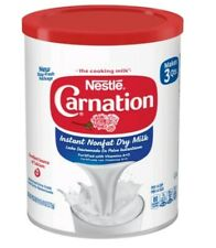 Nestle Carnation Instant Milk Nonfat Dry Milk