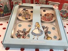 More details for cath kidston disney alice in wonderland coasters limited edition