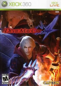 Devil May Cry 4 - Xbox 360 Game Only