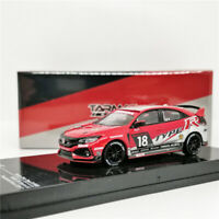 Tarmac  Works 1:64 Honda Civic Type R FK8 NASA 25 Hours of Thunderhill #18