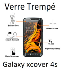 Vitre Protection Écran Film en Verre Trempe Samsung Galaxy Xcover 4S SM-G398F