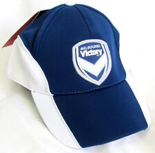 122324 MELBOURNE VICTORY A-LEAGUE SOCCER ADJUSTABLE ADULTS CAP SUPPORTER HAT