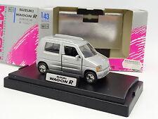 Epoch M-Tech 1/43 - Suzuki Wagon R Grise
