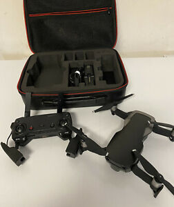 DJI Mavic Air 4K Camera Drone *Complete With Case* Onyx Black