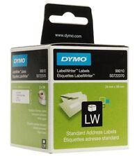 Dymo Standard Address Labels