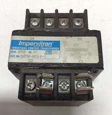 Impervitran .050Kva 40Hz Control Transformer B050-0514-1